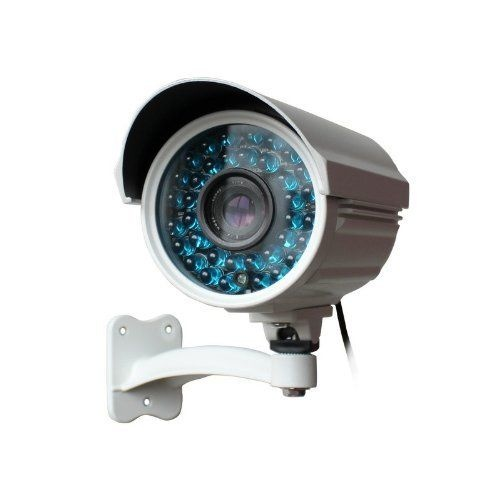 Why are there LEDs around a CCTV camera? - Quora