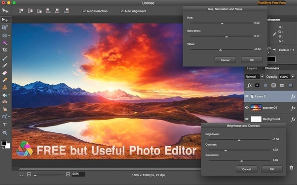 editing nef files in photoshop