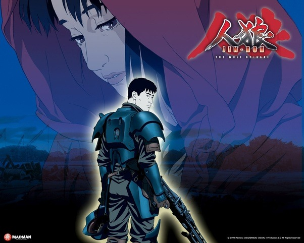 Along A Similar Visual Vein One Of My Favorite Anime Movies Ever Jin Roh The Wolf Brigade I Wrote Post Why Didnt You Shoot Meant To