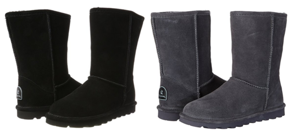 Here are some visuals of BEARPAW boots. This brand has so many styles and colors to choose from. These boots will keep your toes and feet warm during the ...