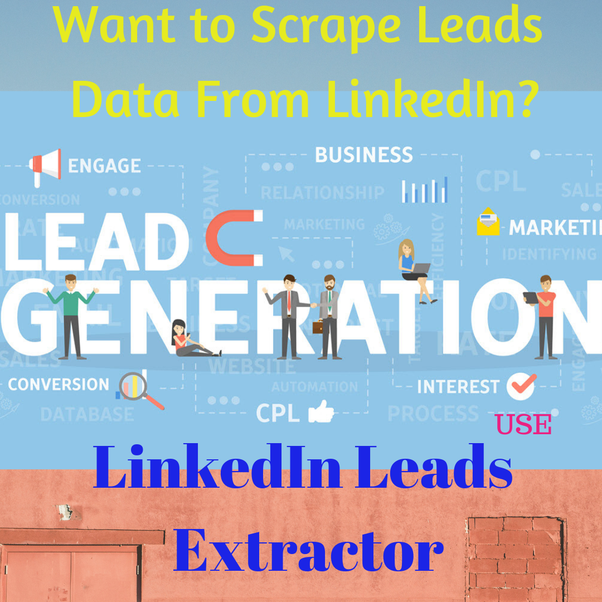 How to scrape LinkedIn profiles from a list of contacts - Quora
