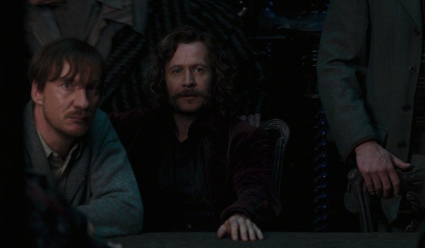 Why didn't James Potter and Sirius Black end their ...