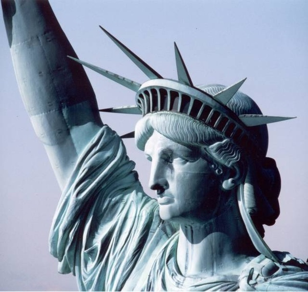 9598d5179 Who is the woman portrayed by the Statue of Liberty? - Quora
