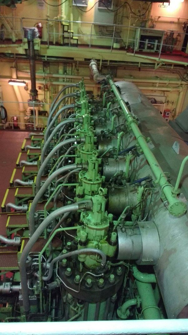 Navy Ship Engine Room: How Does It Feel In Engine Room For A Marine Engineer?