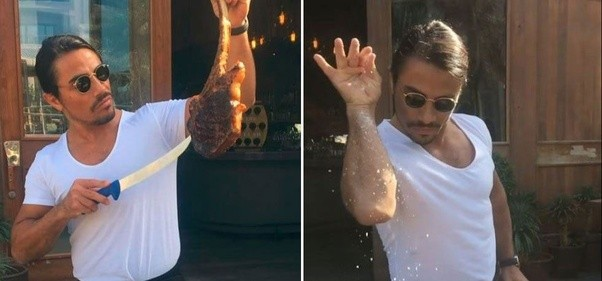 What Kind Of Knife Does Salt Bae Use Quora
