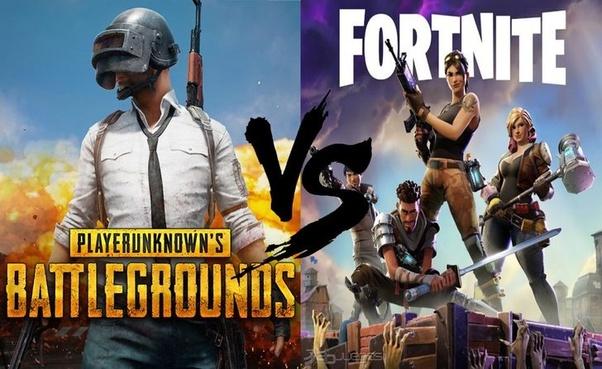 Should I play Fortnite or PUBG? - Quora