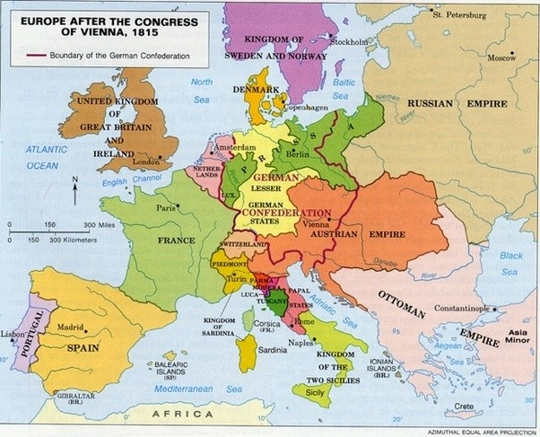 Why didnt the british empire take any of mainland europe eg britain was a lot more comfortable with a europe looking like this there was no more war and no more threats to her european interests sciox Choice Image
