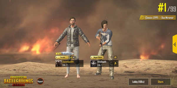 What is your favorite screenshot from PUBG? - Quora