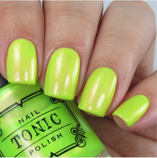 What Is The Best Bright Yellow Nail Polish Quora