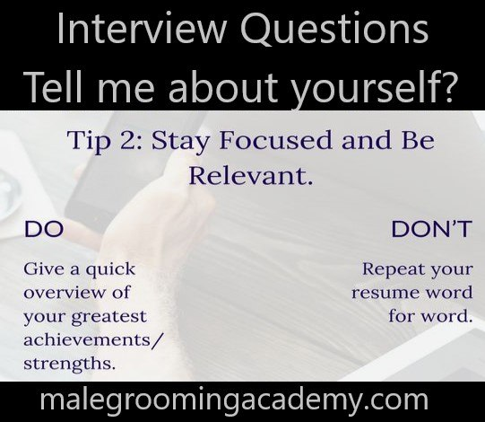 ... Frequently Asked Interview Questions In Several Different Categories,  And Advice On How To Answer. Given Below Are The Few Tips Directly From The  ...