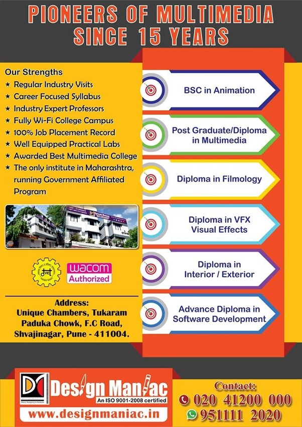 Which institute is best for video editing in Pune? - Quora