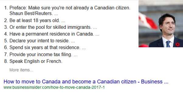 how to become citizen in canada