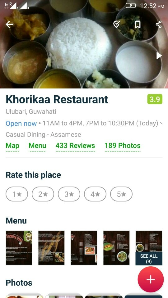 What are the best restaurants to try when visiting Guwahati