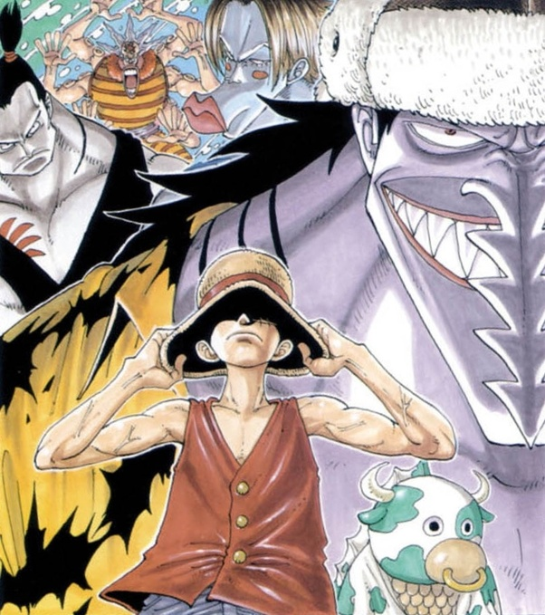 Which One Piece story arc is your favorite & why? - Quora
