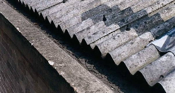 What Are The Precautions To Be Taken When Working In A Home Garage With A Corrugated Asbestos Roof Galvanised Steel Quora