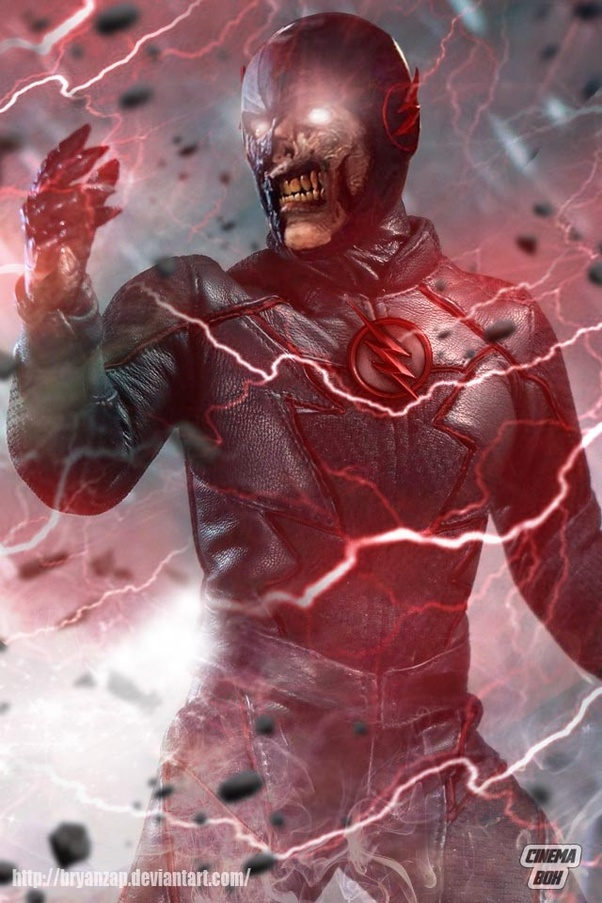 Is Zoom A Version Of The Black Flash Quora
