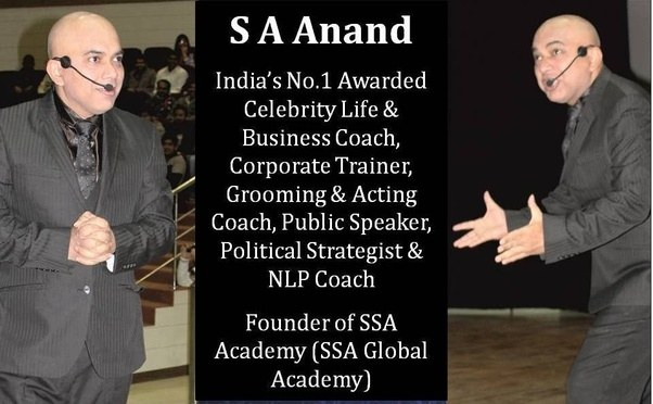 s a anand sir is best soft skills trainer in delhi noida and india he has been awarded dozens of times due to his great soft skills training
