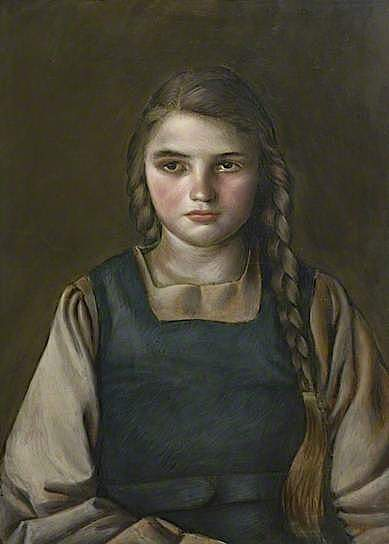 What Are Famous Paintings That Include Hair Plaits