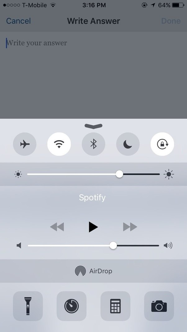 How to get rotation on iphone 6