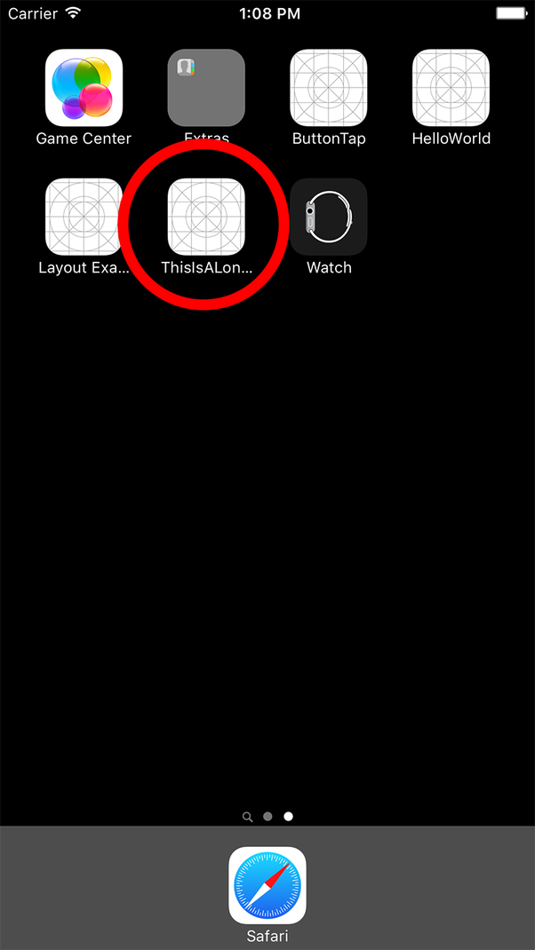 Whatu0027s The Maximum Length Of An IPhone/Android App Name That Fits  Comfortably Under The App Icon On The Home Screen?   Quora
