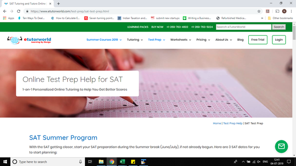 Which one is the best SAT/ACT prep online? - Quora