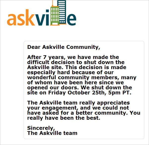Askville sign up