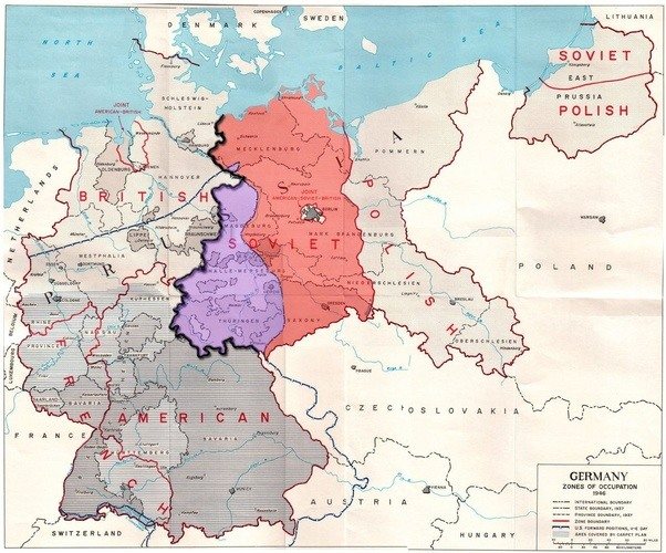 What was the territory of germany before and after world war ii quora the arrangements that persisted into the early cold war included the assumption that austria would never be united with germany again gumiabroncs Image collections