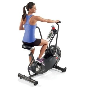 As You Mentioned Running However I Gather Youre Looking For Some Sort Cardio Machine My Vote Goes To The Dual Action Bike