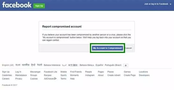 Comment récupérer le mot de passe de mon compte Facebook sans numéro de téléphone ni adresse électronique