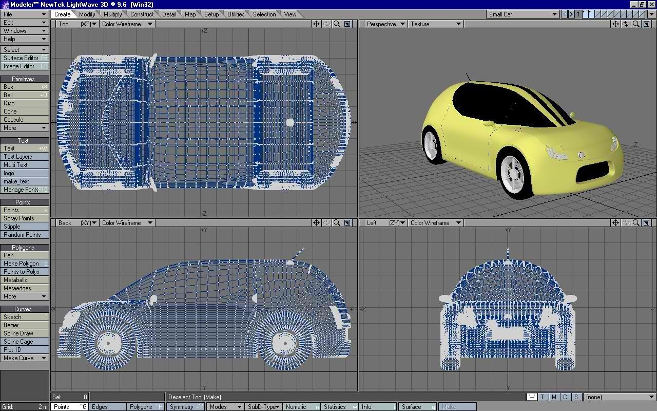 Which is the best software for automotive design and styling