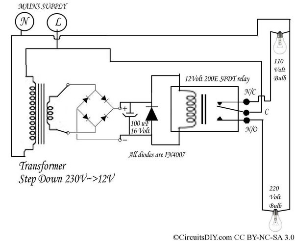 110v wiring diagrams 1991 gulfstream can i use 110v 60 hz cfl with 220v 50 hz? - quora #6