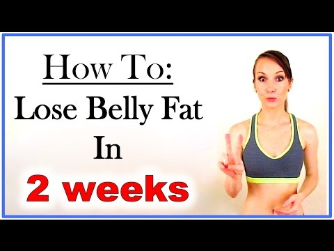 How To Reduce Belly Fat Within Two Weeks Quora