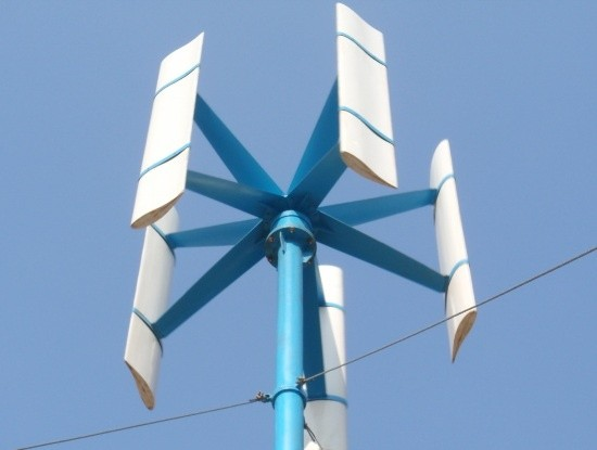 What Is A Vertical Wind Turbine Quora