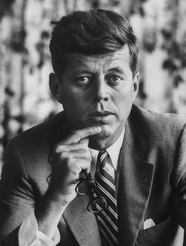what did john f kennedy do before he was president