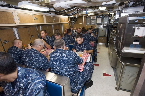 What Does The Inside Of A Nuclear Submarine Look Like Quora