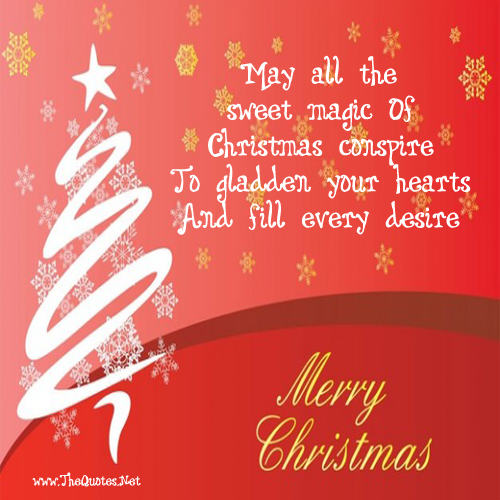 good christmas quotes for cards