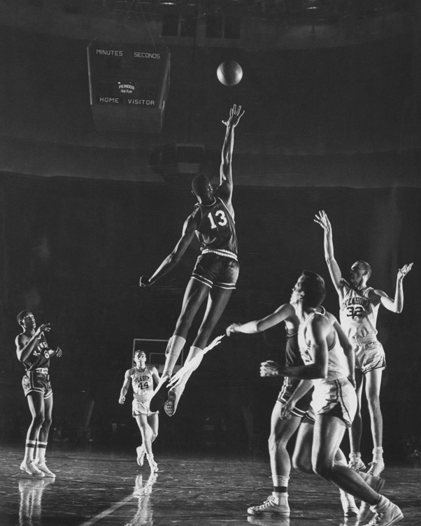 Did Wilt Chamberlain Really Have A 48 Vertical Quora