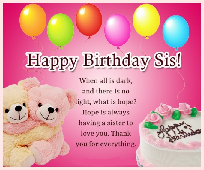 What Are Some Creative And Unique Birthday Wishes For Cousin Sister