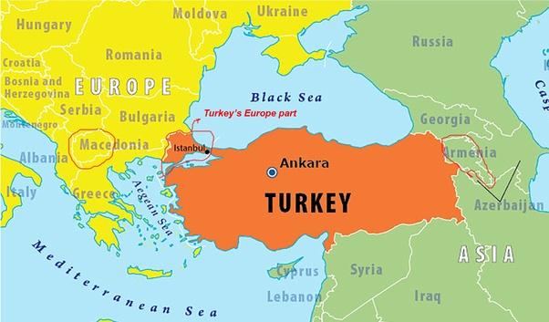 Why Are The Turkish People More Interested To Be Called As A