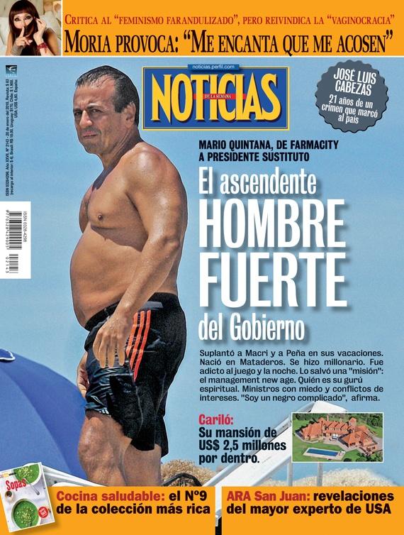 Argentina: para una historia de la corrupción 27