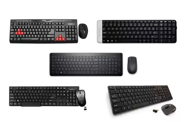 what are some cheap and best wireless keyboard mouse combos available in india quora. Black Bedroom Furniture Sets. Home Design Ideas