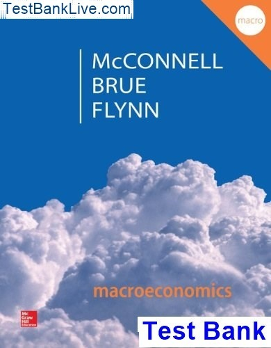 Where Can I Read Macroeconomics 20th Edition Mcconnell Test Bank
