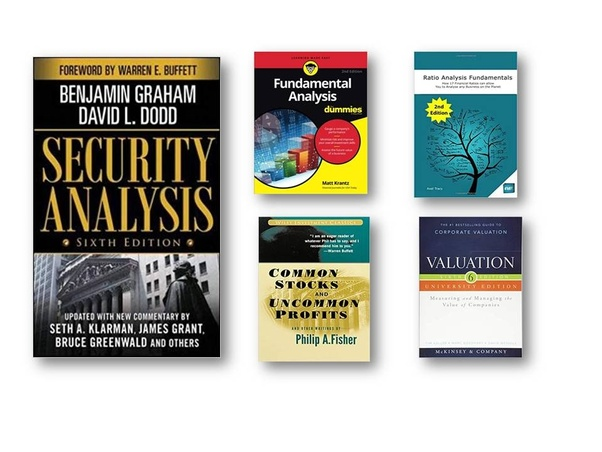 What are the best books on fundamental analysis? - Quora