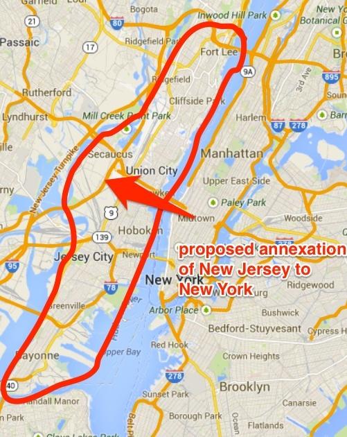 Long Island City Map Boundaries