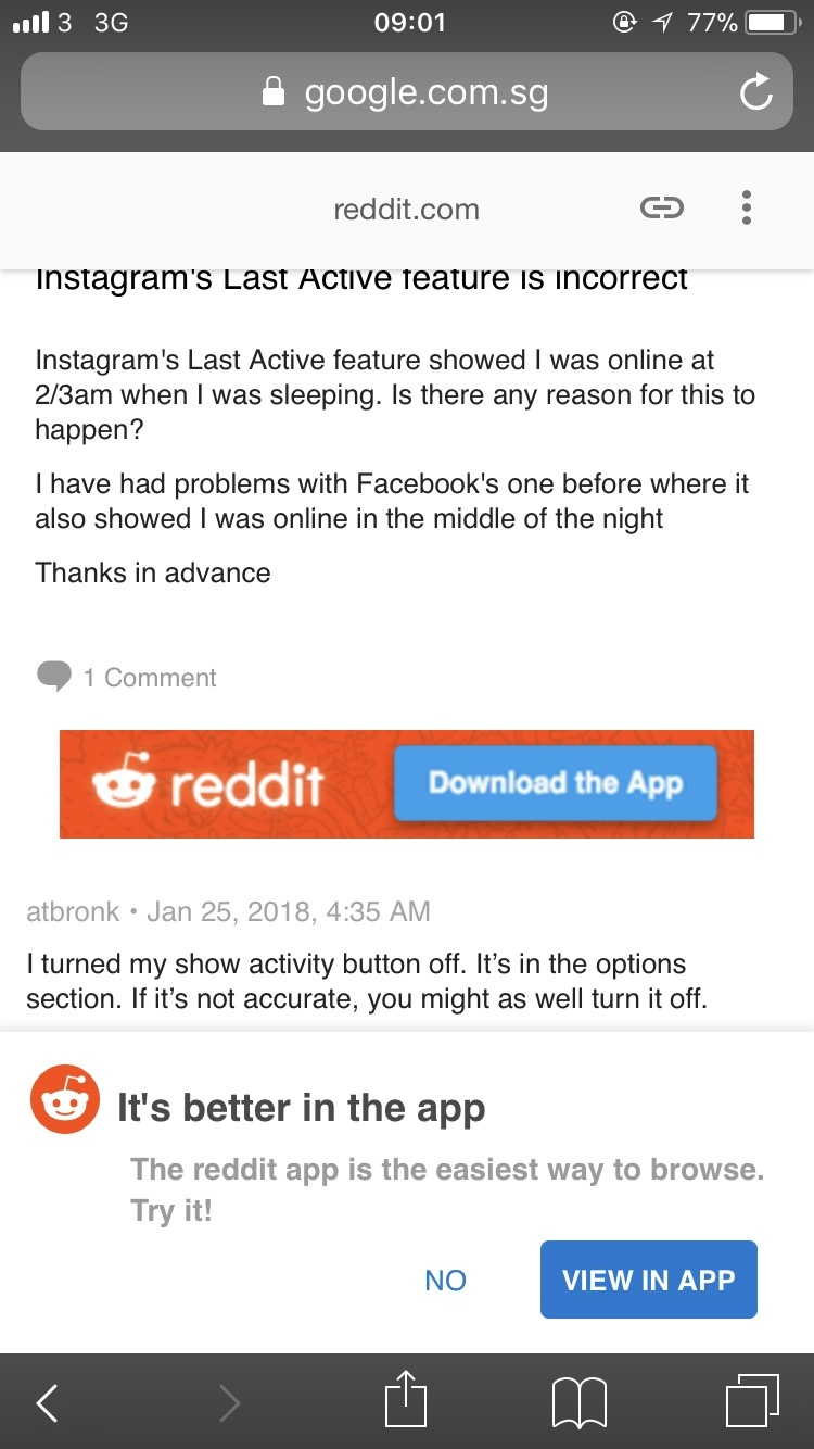 How accurate is Instagram's 'active now' feature? - Quora