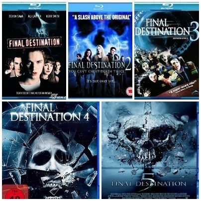 final destination 1 2 3 4 5 free download