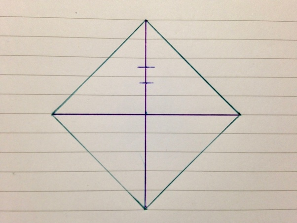 Do The Diagonals Of A Kite Bisect Quora