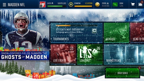 should i get the madden mobile ultimate freeze now quora