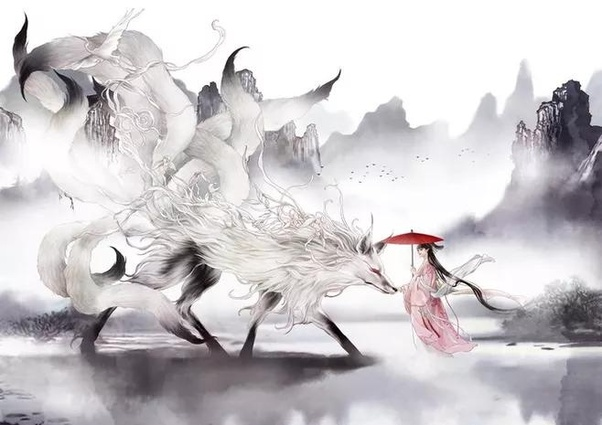 What do you know about the Nine-tailed fox? - Quora