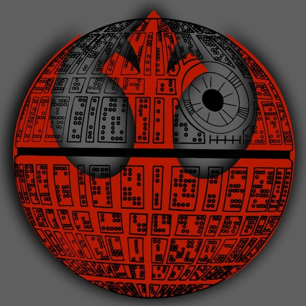 What if, instead of destroying the Death Star, Luke's